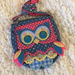 Cute Mini Owl Bag